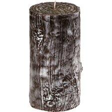 Twig Pillar Candle