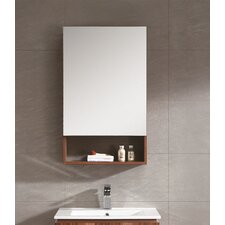 "Glenwood 31.5"" x 20"" Surface Mount Medicine Cabinet"