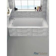 "Alcove 32"" x 60"" Bathtub"