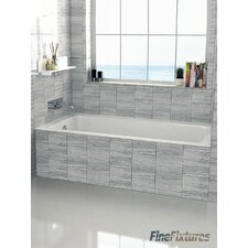 "Drop In or Alcove 32"" x 60"" Soaking Bathtub"