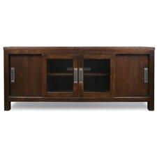 modern fully assembled tv stands allmodern. Black Bedroom Furniture Sets. Home Design Ideas