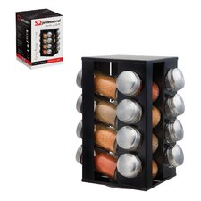 16 Piece Spice Rack Set