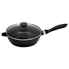 24cm Non Stick Diecast Sauté Pan with Lid