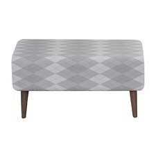 Cube Upholstered Hallway Bench
