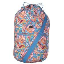 Cassandra Paisley Laundry Bag