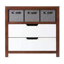 Oslo 2 Drawer Dresser