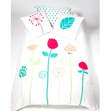 Flower Duvet Cover Collection