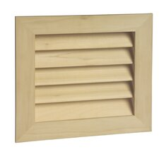 Wooden Return Air Grilles
