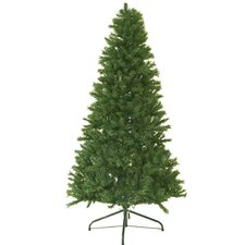 5' Green Artificial Christmas Tree with Stand