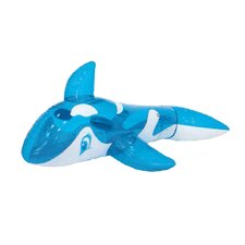 Whale Rider Inflatable Swimming Pool Toy