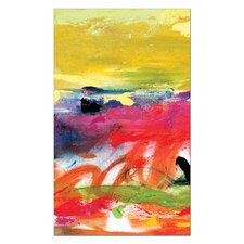 Air Apparent II by Janet Bothne Painting Print on Wrapped Canvas