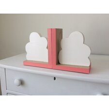 Cloud Bookend (Set of 2)