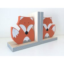 Fox Bookend (Set of 2)