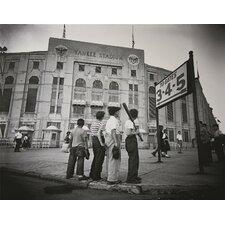 Yankee Boys Photographic Print on Canvas