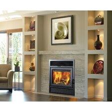 Galaxy Zero Clearance Semi-Classic Fireplace