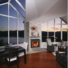 Galaxy Zero Clearance Classic Fireplace