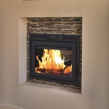 Duet See-Through Fireplace