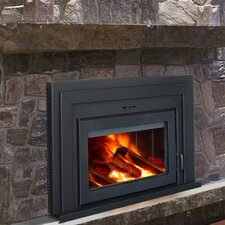 Fusion Wood Burning Fireplace Insert