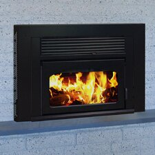 Volcano Plus Wood Burning Fireplace Insert