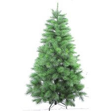 6' Green Artificial Christmas Tree with Stand