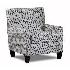 Wellington Facet Arm Chair