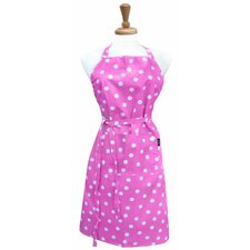 Polka Dot Adult Chef Apron