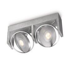 LED-Deckenspot 2-flammig Particon