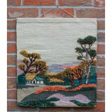 Autumn View Tapestry Wall Décor