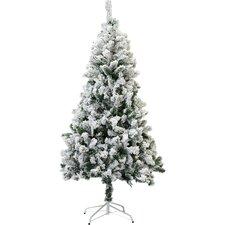 4' Snow Flocked Artificial Christmas Tree