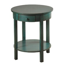 Galleon 1 Drawer End Table