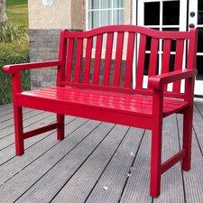 Portland Wood Garden Bench