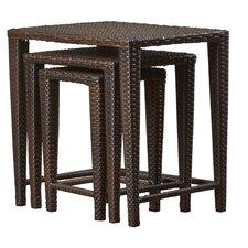 Cushing 3 Piece Side Table Set