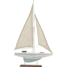 Dockyard Sailboat Décor