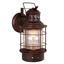 Reliance 1 Light Outdoor Wall Lantern
