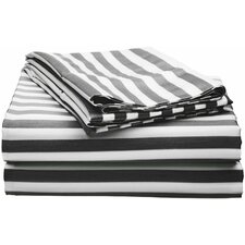 Silva 600 Thread Count Cotton Rich Sheet Set
