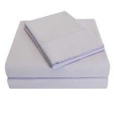 Oakfield 300 Thread Count 100% Percale Cotton Sheet Set