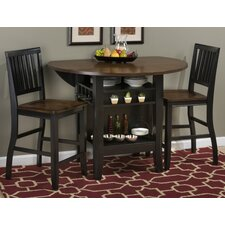 Francestown Counter Height Dining Set