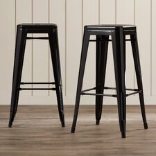 "Trenton 30"" Bar Stool (Set of 2)"