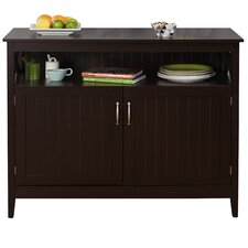 Caratunk Buffet with Wooden Top