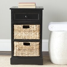 Nonatum Storage End Table