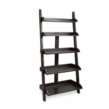 """Tyrrell 76"""" Leaning Bookcase"""