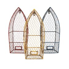Barquentine 3 Bottle Tabletop Wine Rack (Set of 3)