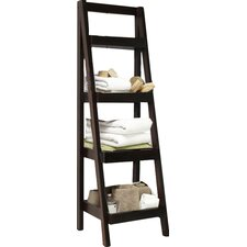 """Tanglewood 4 Tier Storage 53.5"""" Accent Shelves Bookcase"""