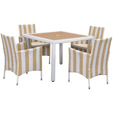 Thorntown 5 Piece Dining Set