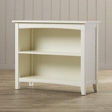 "Rollinsford Two Shelf 30"" Standard Bookcase"