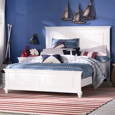 Cape Cod Panel Bed by Simmons Casegoods