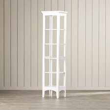 Sumter Bathroom Linen Tower