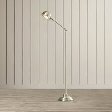 "Lansing 51"" Arched Floor Lamp"