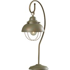 "Spinnaker 25"" H Table Lamp with Bowl Shade"