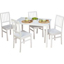 Midships 5 Piece Dining Set